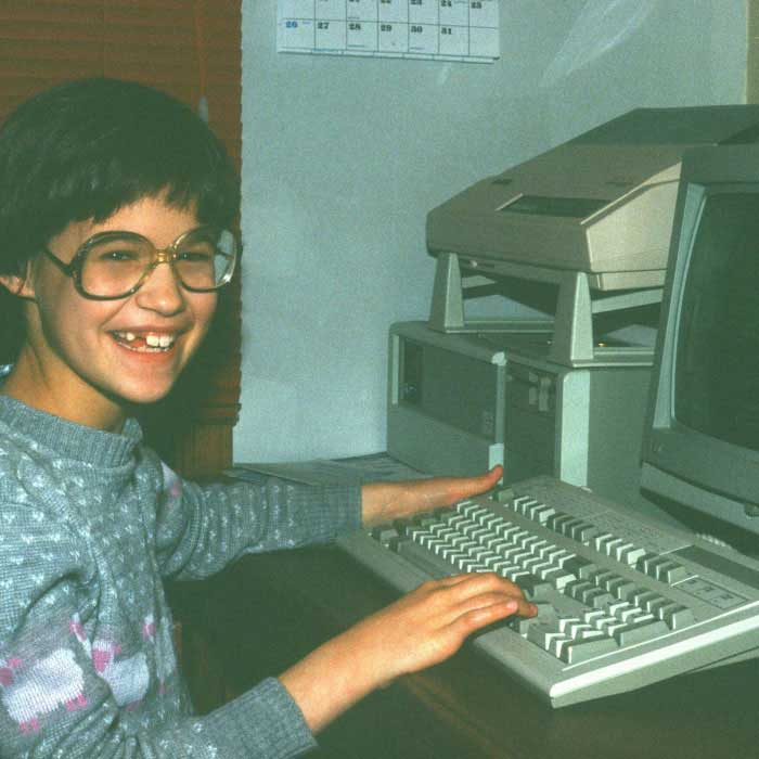 Early Computer days